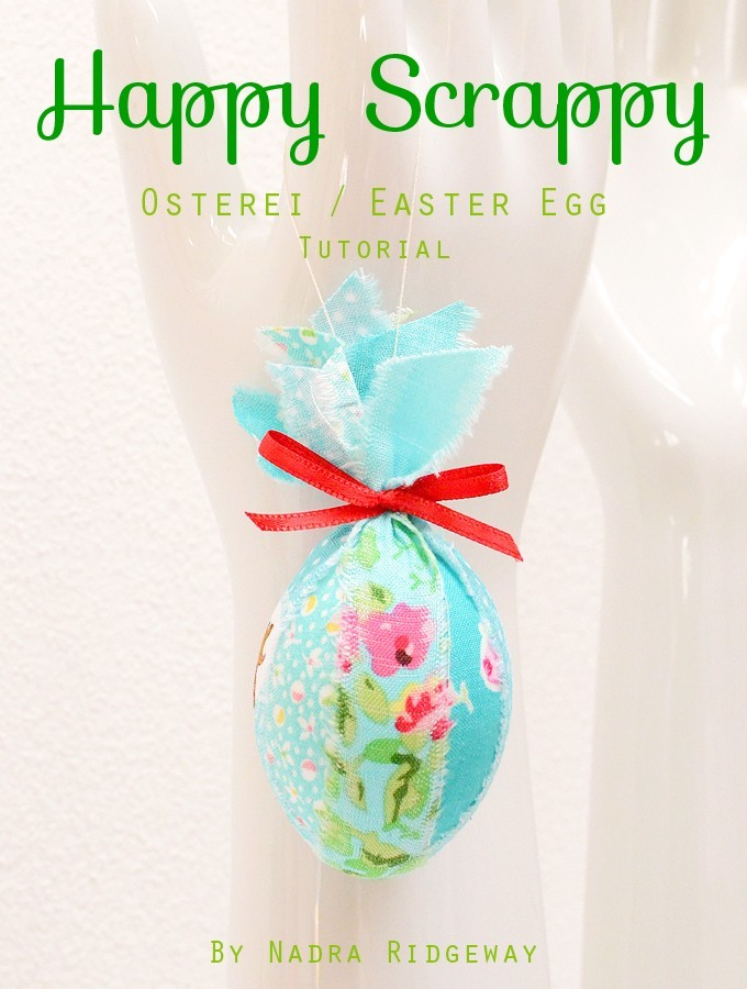 Tutorial: Happy Scrappy Easter Eggs