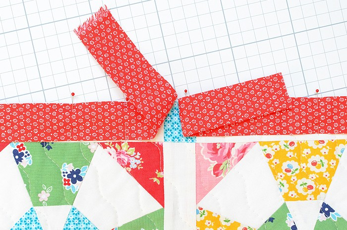 How To Finish A Quilt Tutorial Ellis Amp Higgs