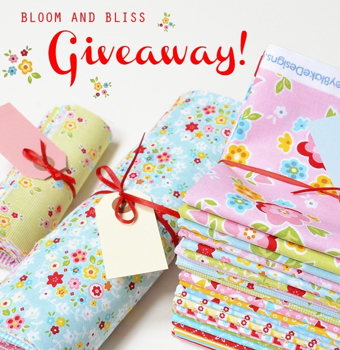 Bloom and Bliss Instagram Giveaway