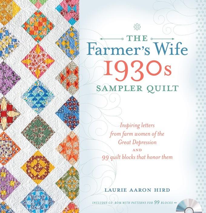 The Farmer's Wife 1930s Sampler Quilt Sew-Along