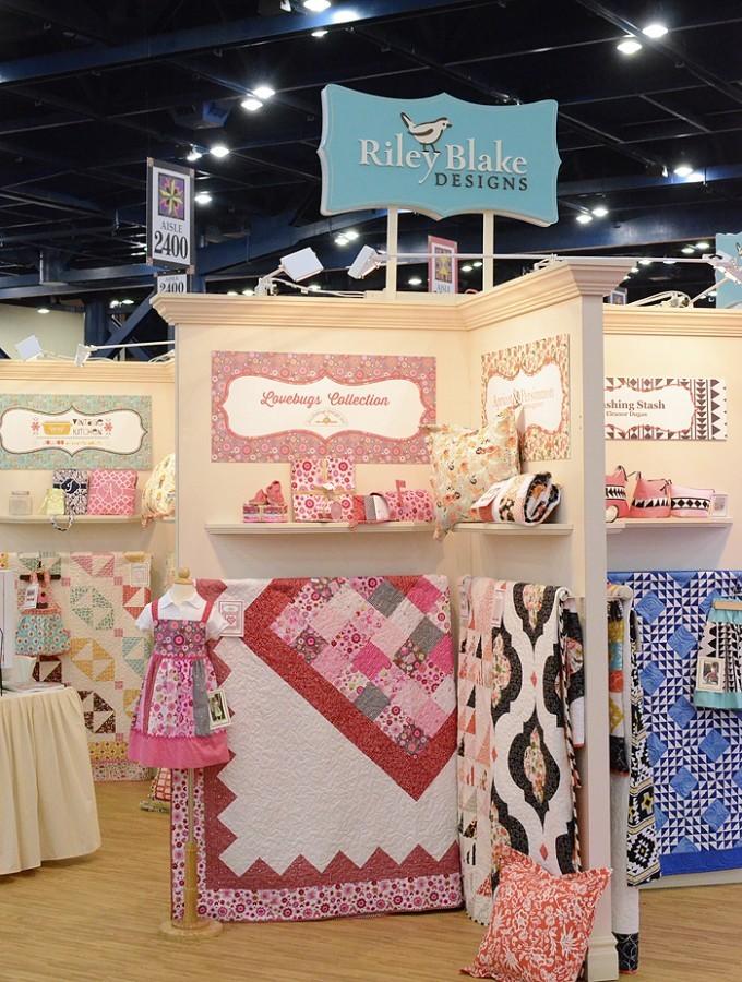 International Quilt Market in Houston