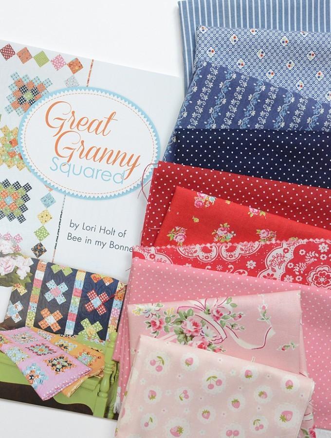 Great Granny Twist – Blog Hop