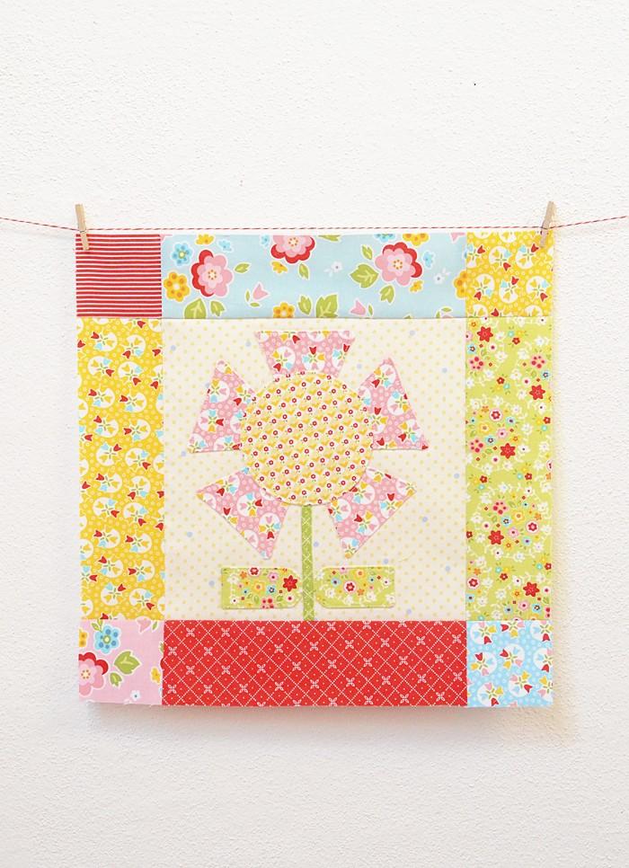 Bloom Sew Along 1