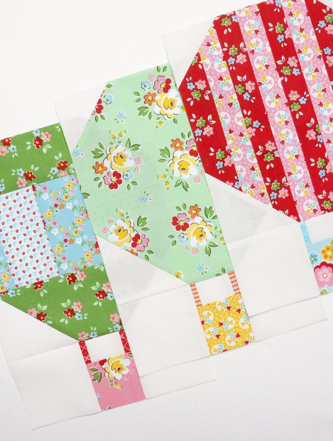 Rise Quilt Sew Along