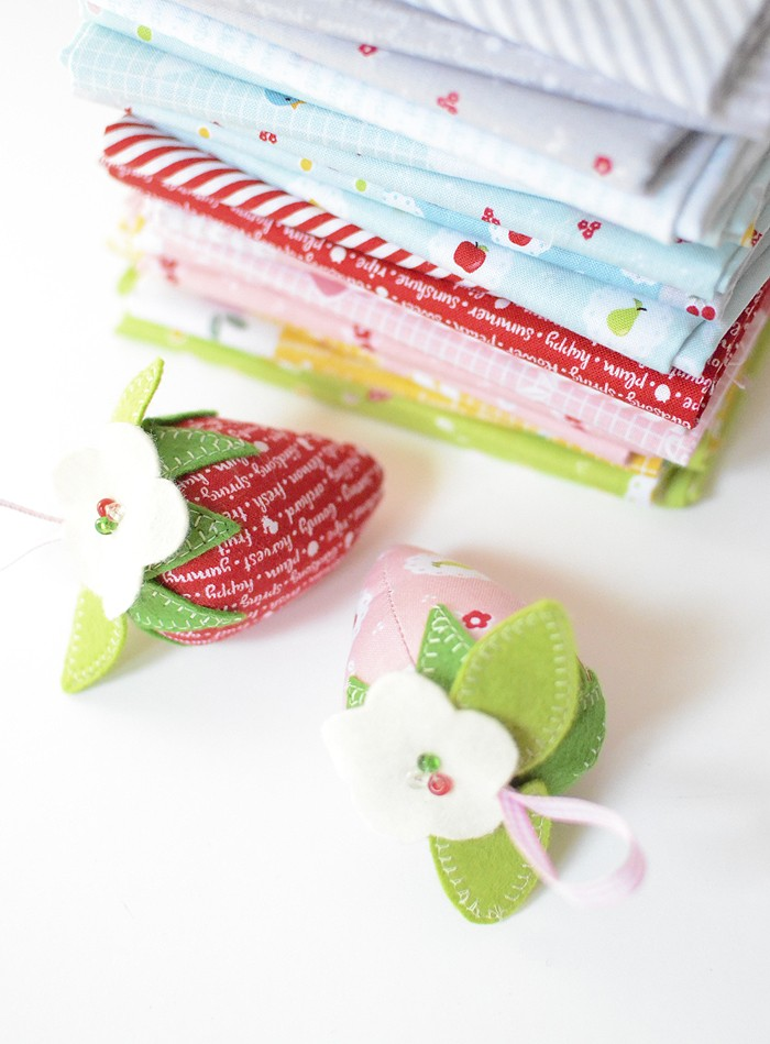 Sweet Orchard Fabrics 2