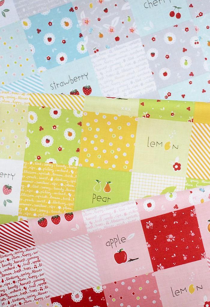 Sweet Orchard Fabrics 4