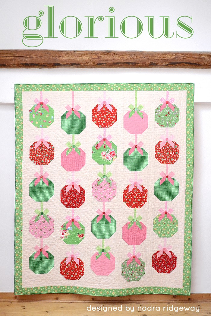 Christbaumkugeln Handgemacht.New Pattern Christmas Ornament Quilt And A Giveaway Ellis Higgs