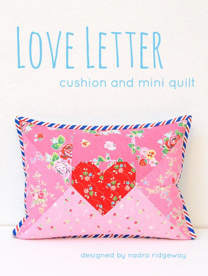 ♡ New Valentine's Day Patterns ♡ Neue Valentinstag Schnittmuster ♡