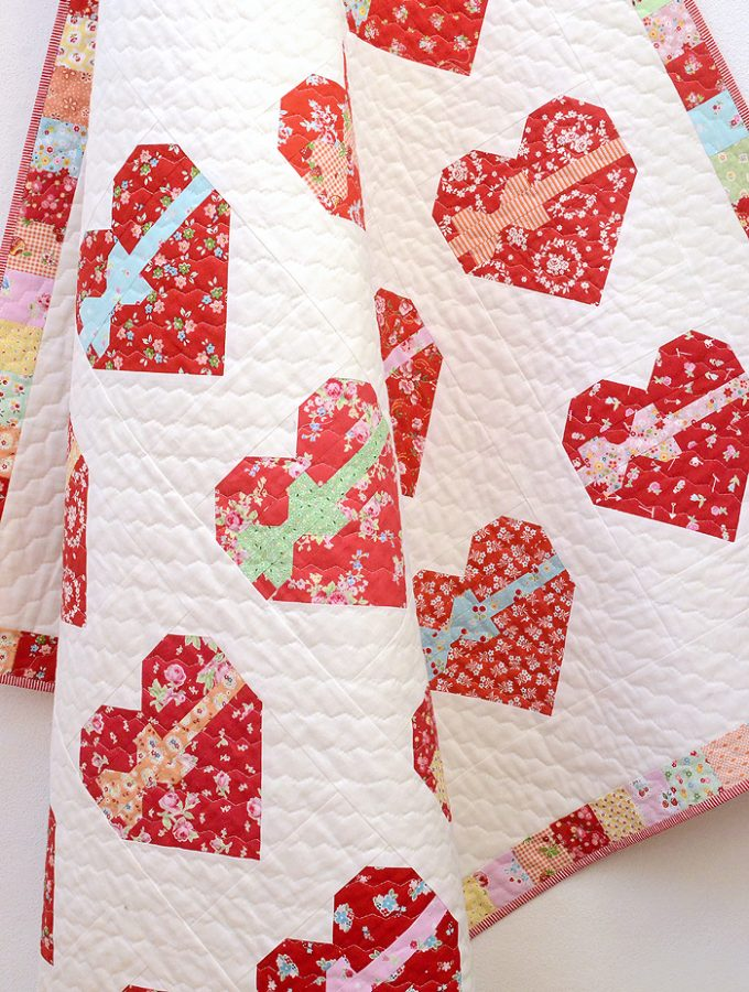 New Pattern: Sweetheart Quilt