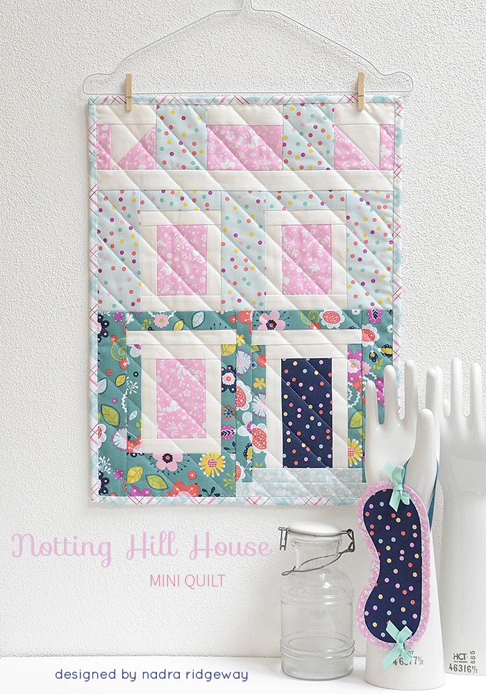 Notting Hill Hous Mini by Nadra Ridgeway of ellis & higs
