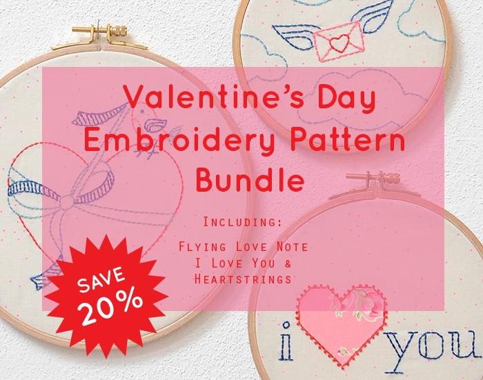 Valentine's Day Pattern Bundle