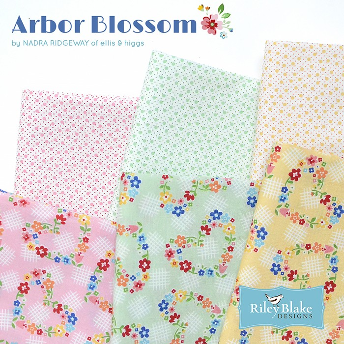 Arbor Blossom by Nadra Ridgeway for Riley Blake Designs 6
