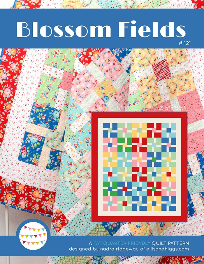 New Quilt Patterns - Neue Quilt-Schnittmuster - ellis & higgs