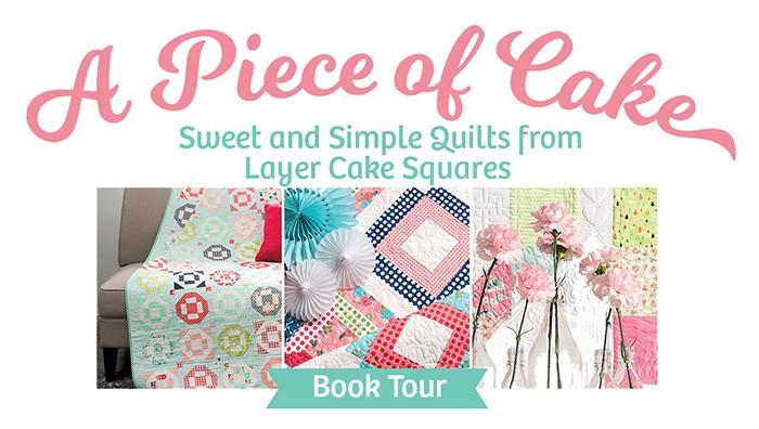 A Piece of Cake Book Tour Banner