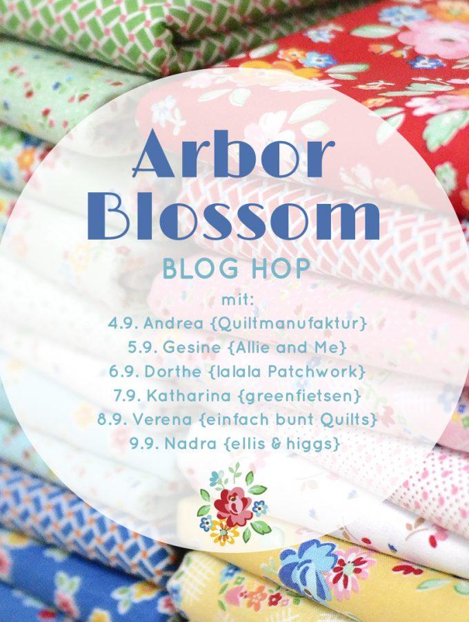 Arbor Blossom Blog Hop