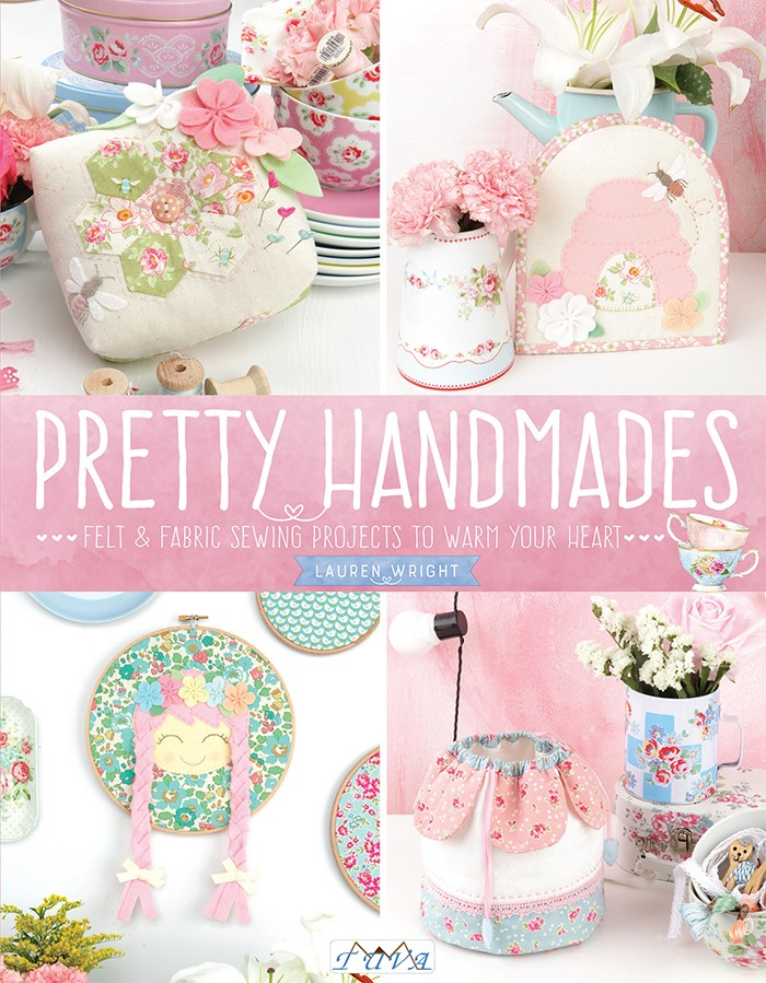 Pretty Handmades Book Showcase with Nadra Ridgeway of ellis & higgs