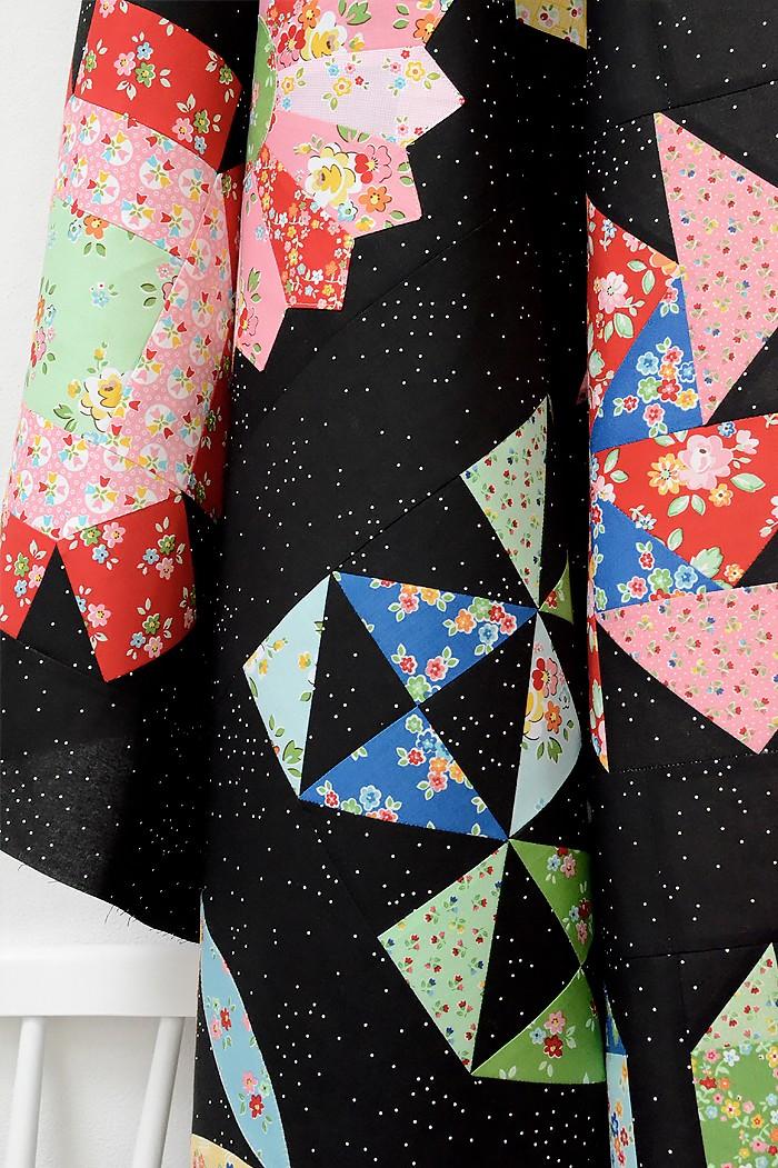 6 Koepfe 12 Bloecke Quilt-Layout von Nadra Ridgeway von ellis & higgs