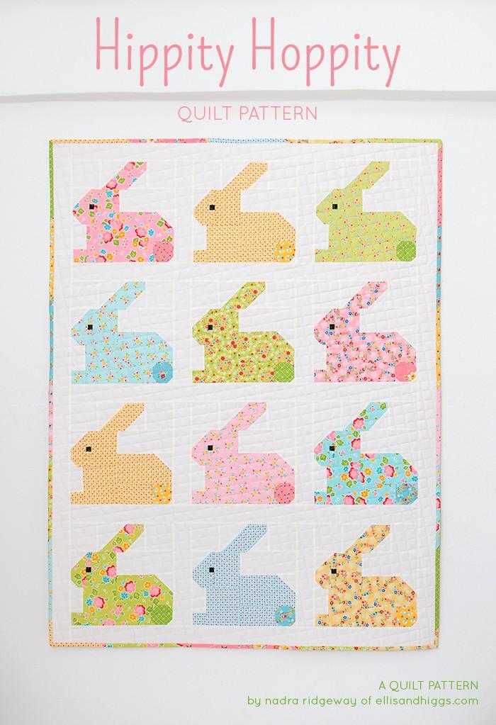 New Quilt Pattern Neue Patchwork Anleitung Hippity Hoppity