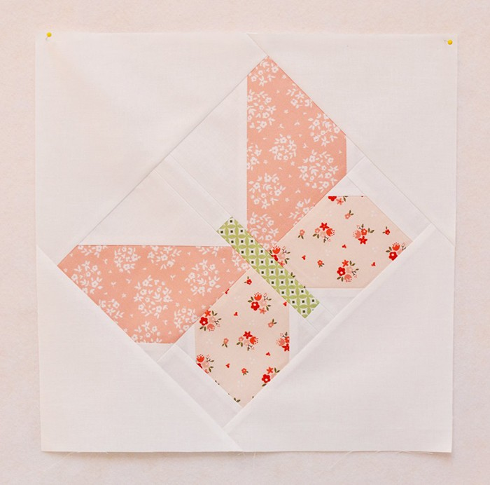 Butterfly Quilt Pattern by Nadra Ridgeway of ellis & higgs
