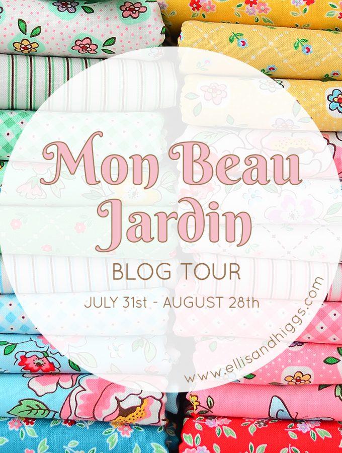Mon Beau Jardin Blog Tour Image