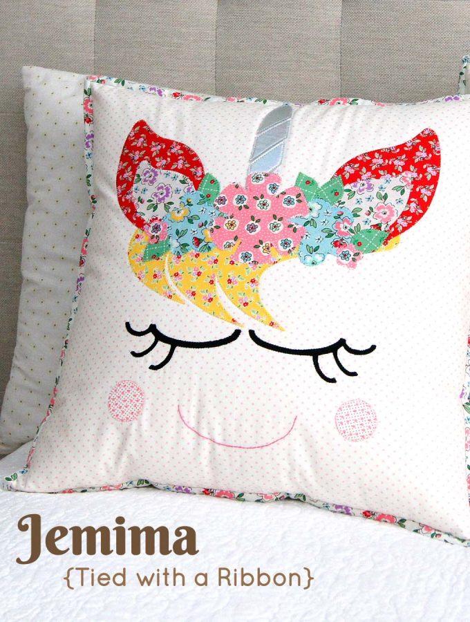 Mon Beau Jardin Blog Tour – Unicorn Dreams Pillow