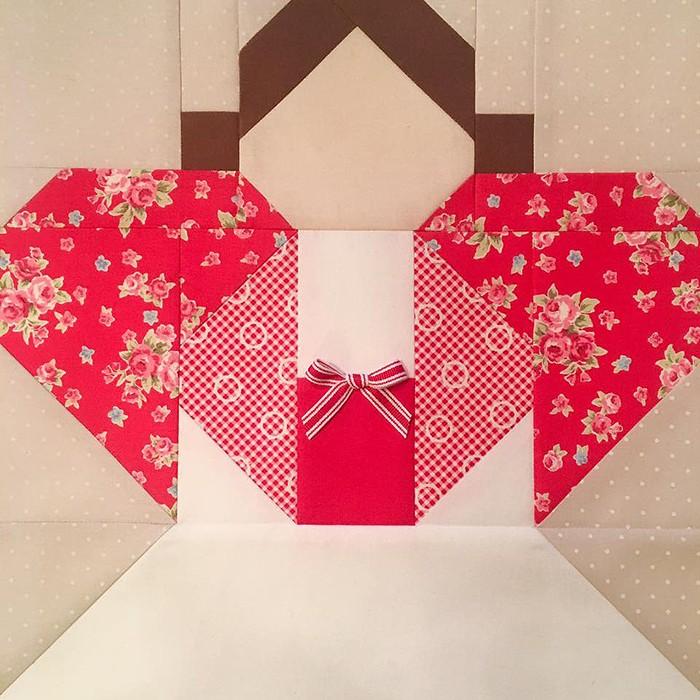 Angel Quilt Block Pattern - Christmas Quilt Pattern