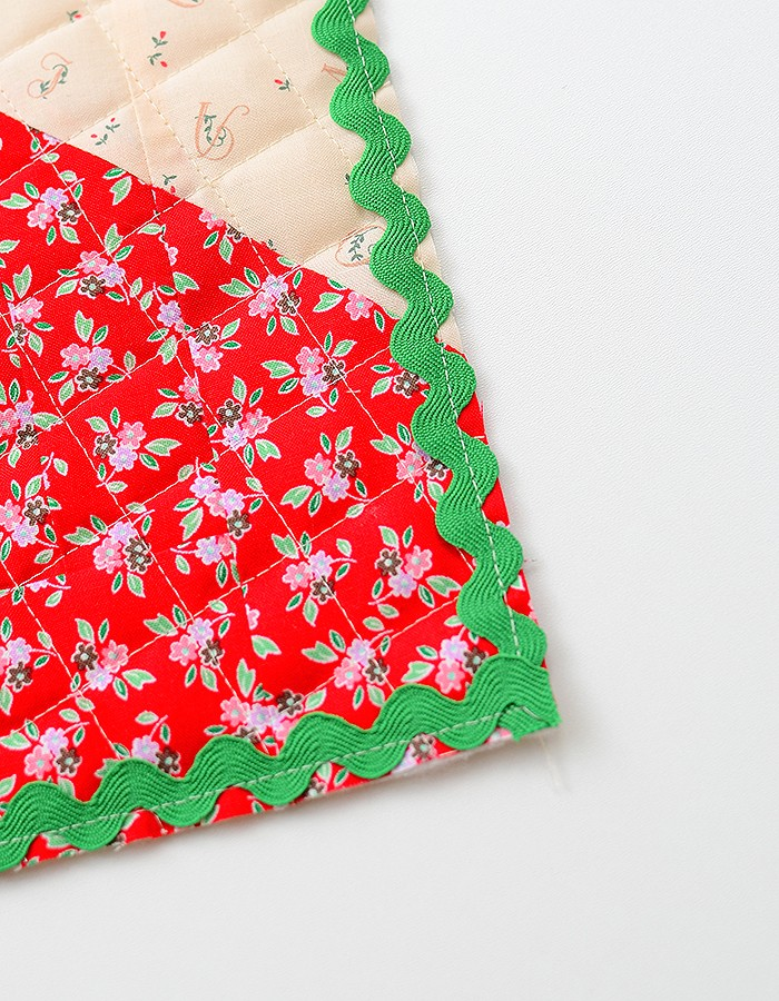 Santa Claus Pillow Pattern - Christmas Quilt Pattern