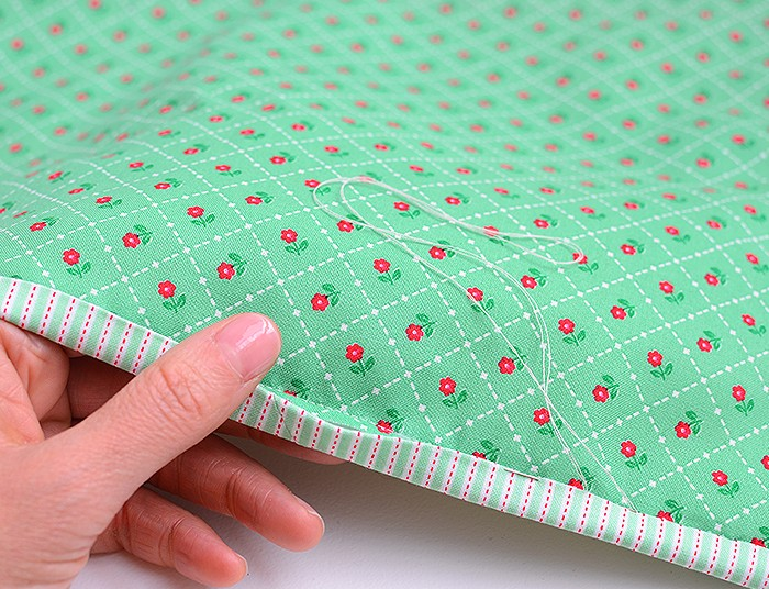 Santa Claus Pillow Pattern - Christmas Quilt Pattern