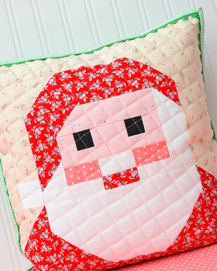 Warm Hands Pillow or Mini Quilt Pattern by Northern Quilt NQ420