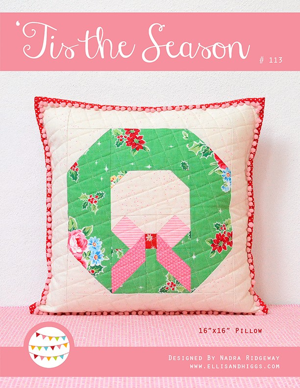 'Tis the Season Christmas Quilt Pattern