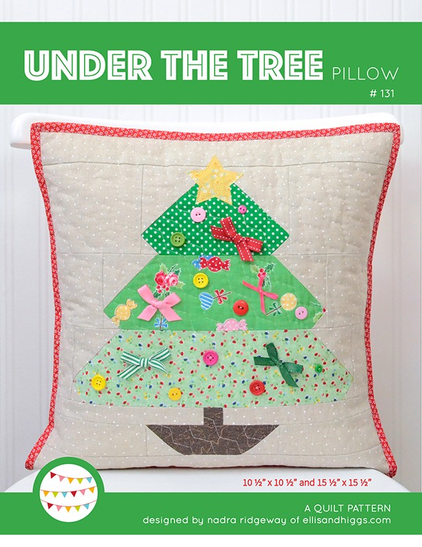 Under the Tree Christmas Quilt Pattern