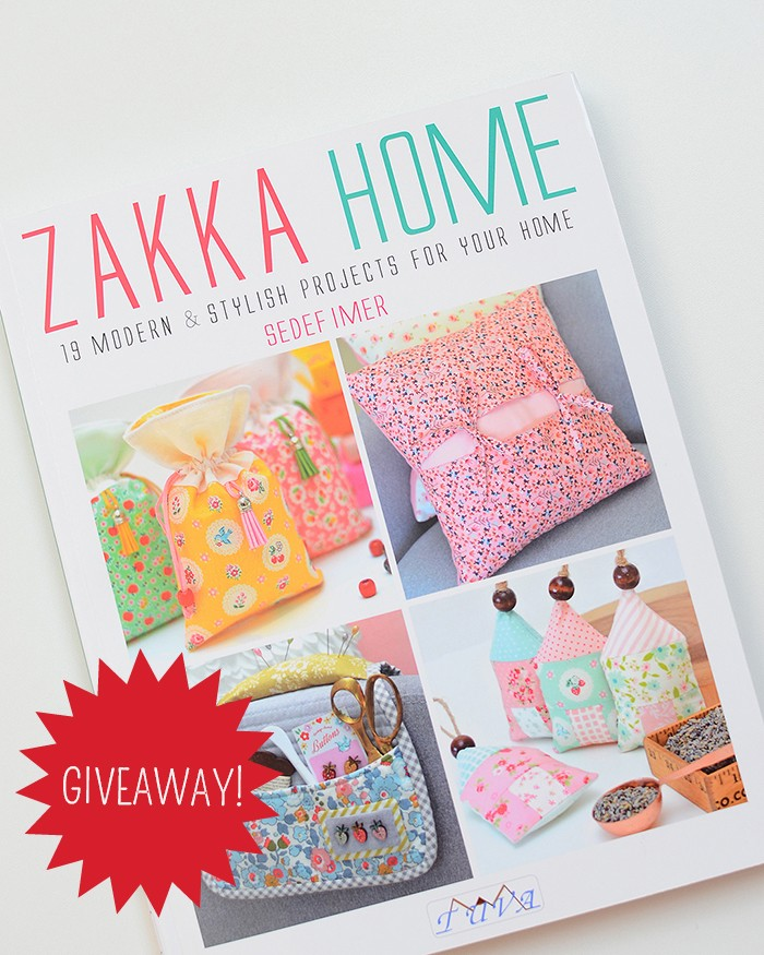 Zakka Home by Sedef Imer - Book Tour