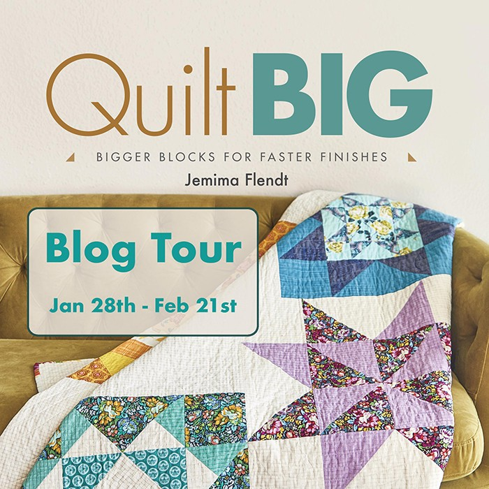 Quilt Big Blog Tour