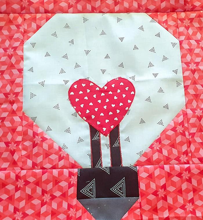 Valentines Day Quilt Block Patterns