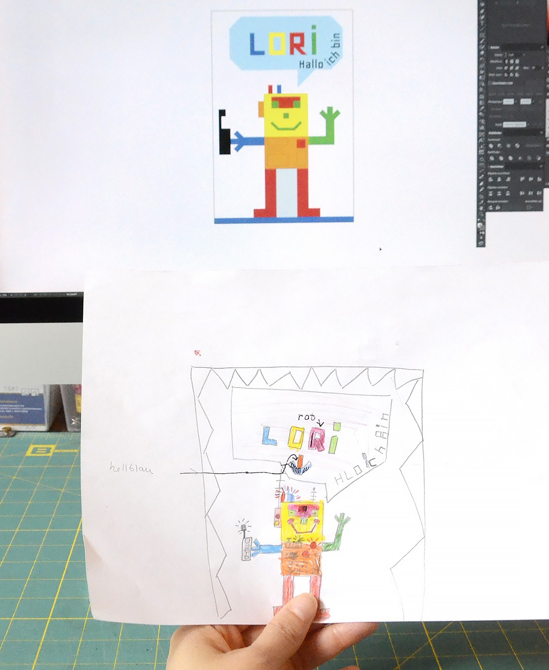 robot-quilt-pattern-nadra-ridgeway-ellis-and-higgs