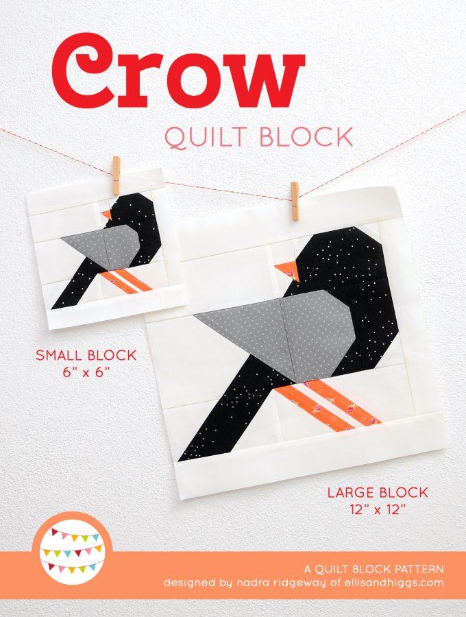 Bird quilt pattern