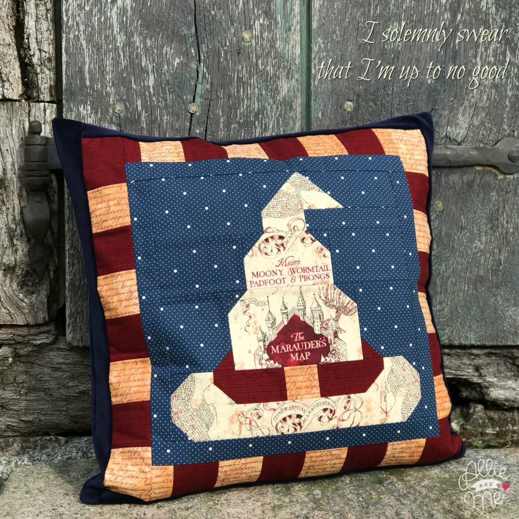 Witch Hat pillow