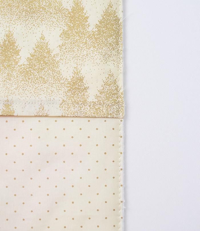 envelope pillow backing tutorial