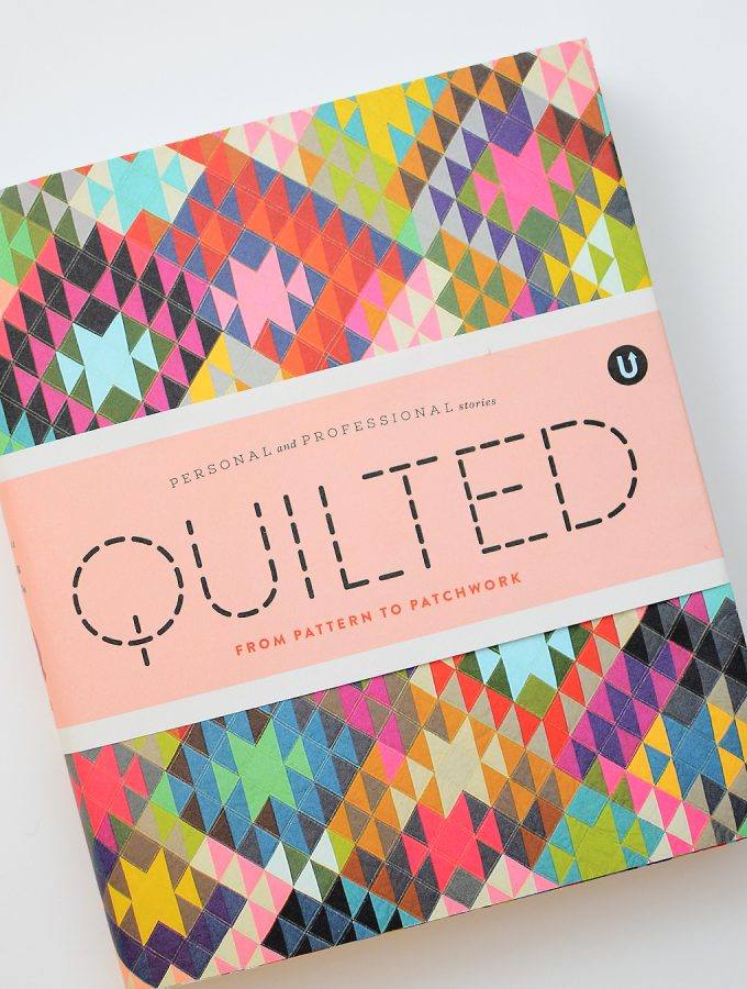 QUILTED Encyclopedia of Inspiration Book