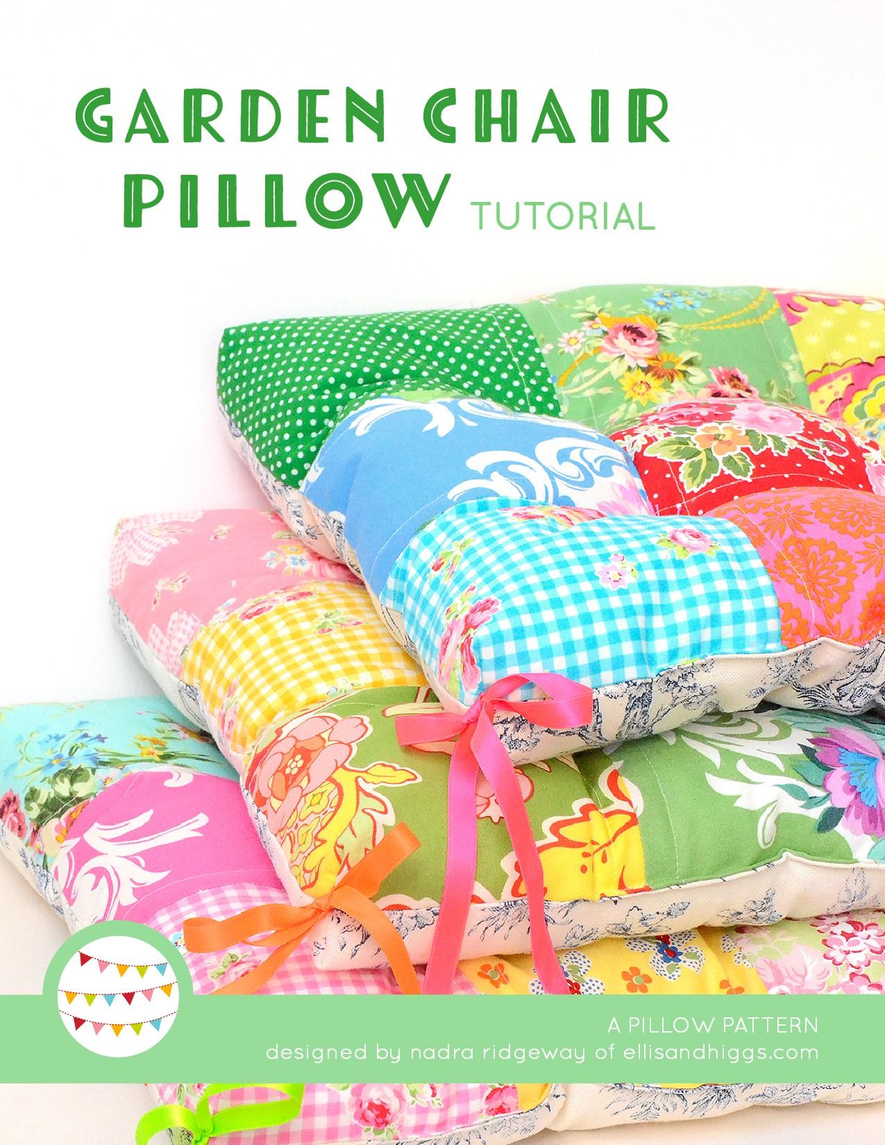 Garden Chair Pillows - Garden Chair Cushions