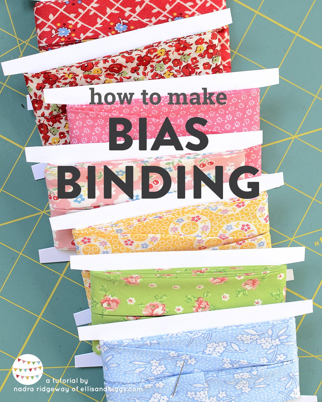 Bias binding (bias tape)