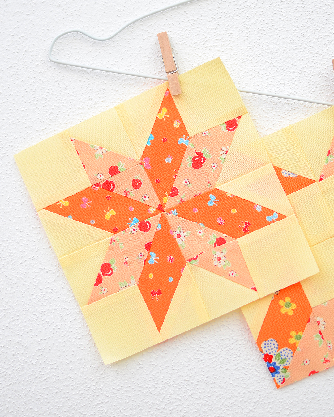 Four Patch Fun - Quilt Along - quilt blocks