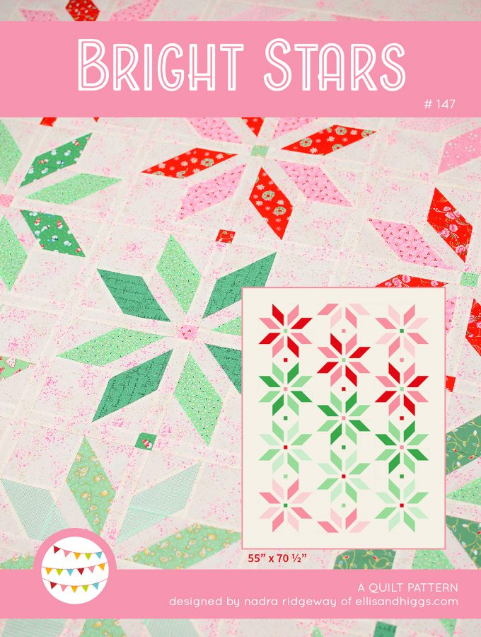 Christmas quilt pattern