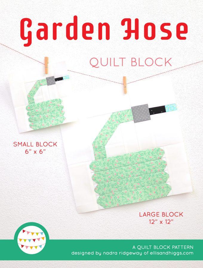 Garden Hose Quilt Pattern