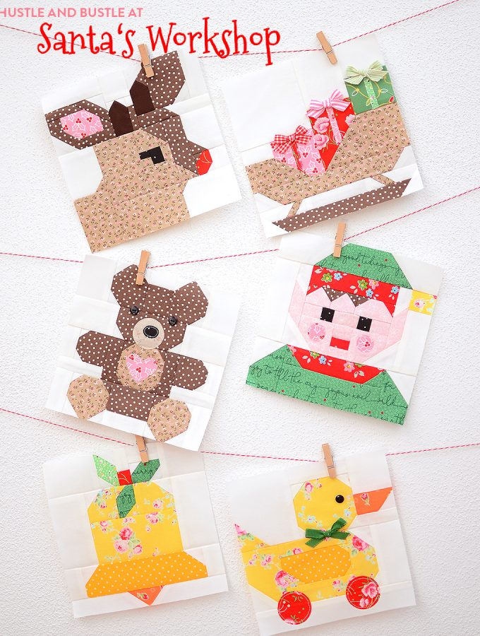 Christmas quilt patterns